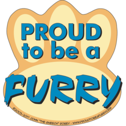 Proud to be a Furry